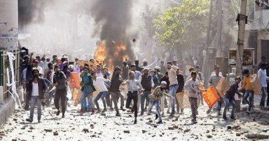 दिल्ली में हुई हिंसा में अभी तक 10 की मौत