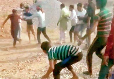 चुनावी हिंसा-डबरा में मारपीट और सुमावली में पथराव